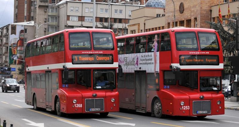 Изменет возен ред: Еве како ќе сообраќаат автобусите за Велигденските празници и 1 Мај