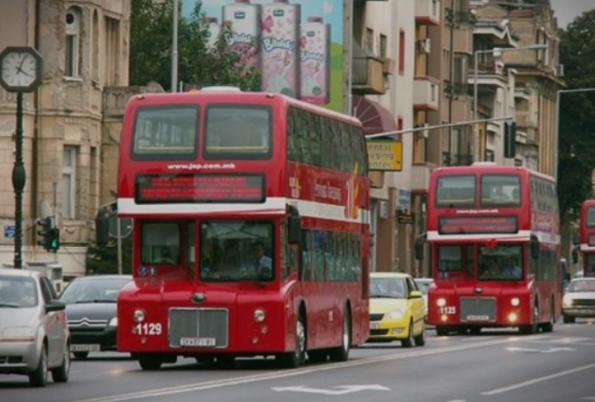 Тинејџер претепан во автобус на ЈСП