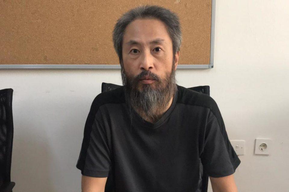 Киднапираниот јапонски новинар Јумпеи Јасуда се враќа дома по три години заробеништво од терористите во Сирија