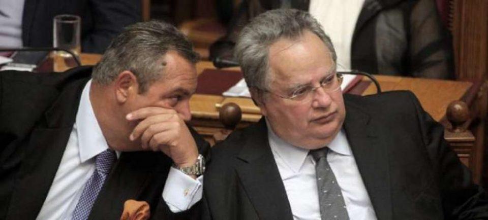 "Движењето ""ПРАТО"" на Коѕијас, бара Ципрас да реагира за изјавата на Каменос за можен друг договор за името"