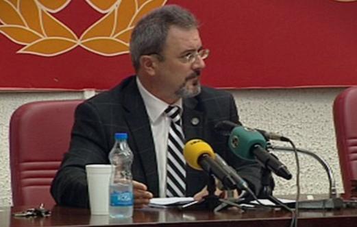 Карлос Хуберијас професор по право од Шпанија: Договорот од Преспа е предавство на Меѓународното Право