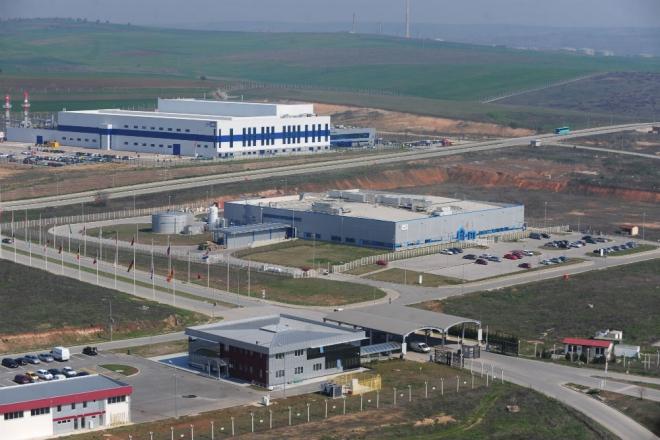 Пронајдена неексплодирана граната во индустриската зона Ќојлија