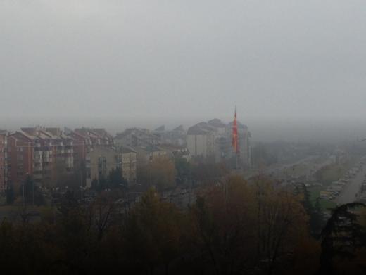 Скопје повторно во топ 10 најзагадени градови во светот
