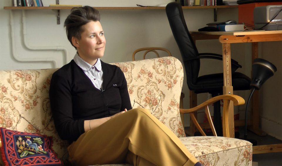 Предавање на Лиза Нојберг во МСУ