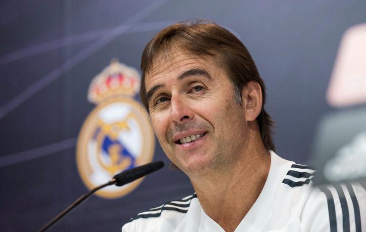 Лопетеги: Благодарам за добиената можност да го водам Реал