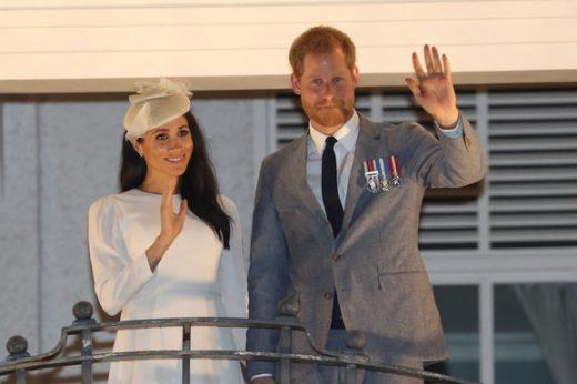 Хари и Меган последните кралски обврски ќе ги извршат во март