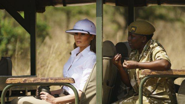 Шеширот на Меланија предизвика меѓународен скандал: Еве што одговори таа на провокациите