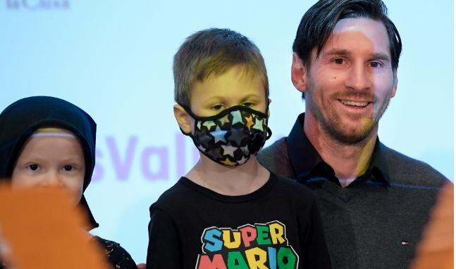 Врвен фудбалер, но уште подобар човек: Поради овој хуман потег, на Меси му се поклонува цел свет