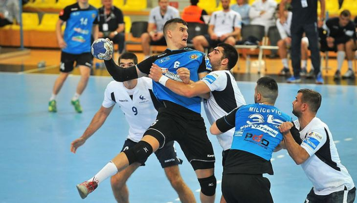 Металург против Загреб во продолжението на СЕХА лига