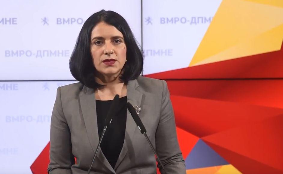 Митовска: Власта веќе три години брутално манипулира и си игра со трпението и достоинството на пензионерите