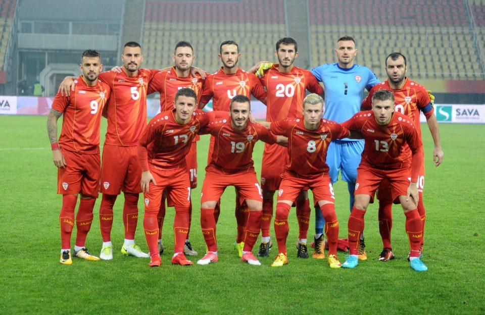 Македонија остана на 68. место на најновата ФИФА ранг листа