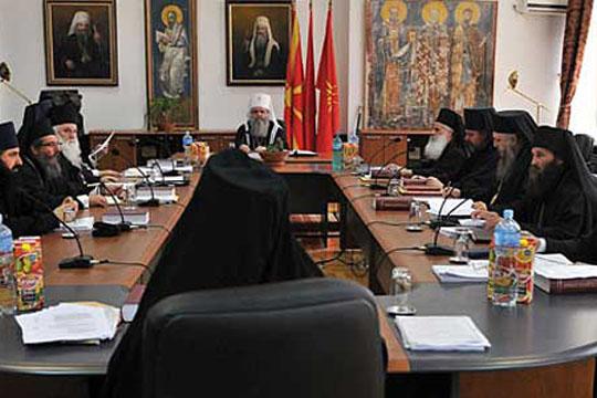 Во Калишта заседава највисокото црковно-управно и законодавно тело на МПЦ–ОА