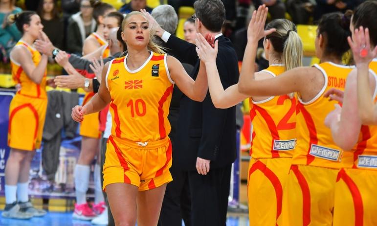 """Позната е причината зошто најубавата кошаркарка го напушта """"Вардар"""""""