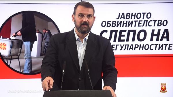 Стоилковски: Македонија мора да има јавен обвинител кој ќе биде кредибилен за да можат граѓаните да веруваат во институциите