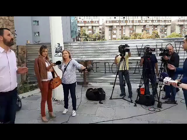 ВИДЕО: Жестока пресметка меѓу портпаролот на ВМРО-ДПМНЕ Стоилковски и Костадинов од СДСМ