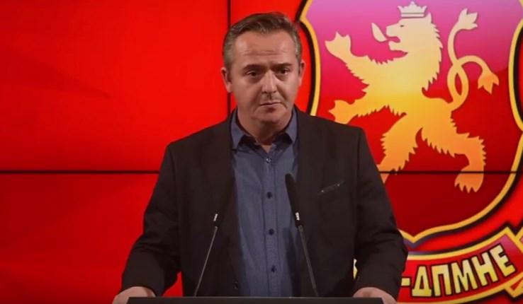 Николов: Не може за две ипол години поминати на власт СДСМ да кажува дека нема лекови заради тоа што системот бил таков