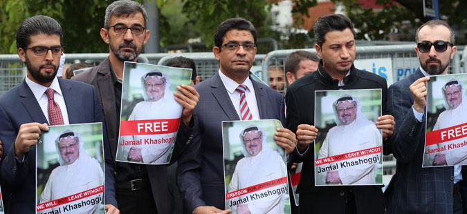 """""""Вашингтон пост"""": Арапските земји се плашат дека случајот со Кашоги може да предизвика нестабилност во регионот"""