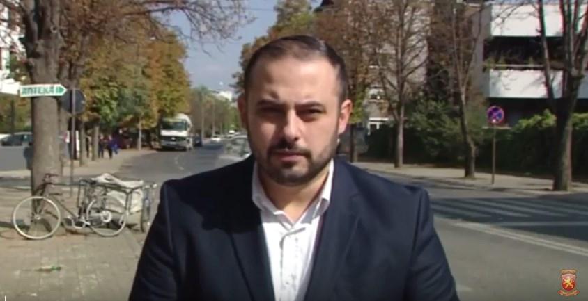 Ѓорѓиевски: МВР под раководство на Спасовски наместо за граѓаните работи за криминалците- улиците ни се претворени во боишта