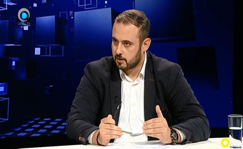 Ѓорѓиевски: Во ЕУ не се влегува со ваква криминална влада