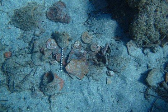 Во Егејското Море пронајдени остатоци од 58 потопени бродови