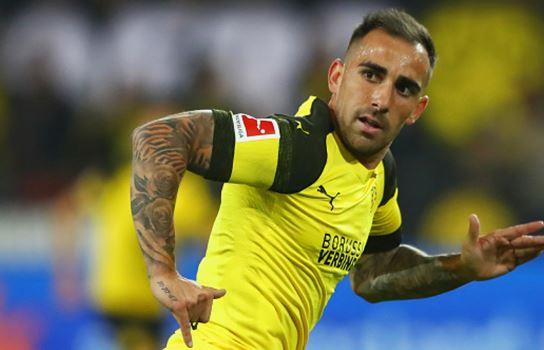 Барса потврди: Алкасер останува во Дортмунд