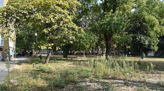 Паркот кај Градежен ќе биде отворен за сите граѓани