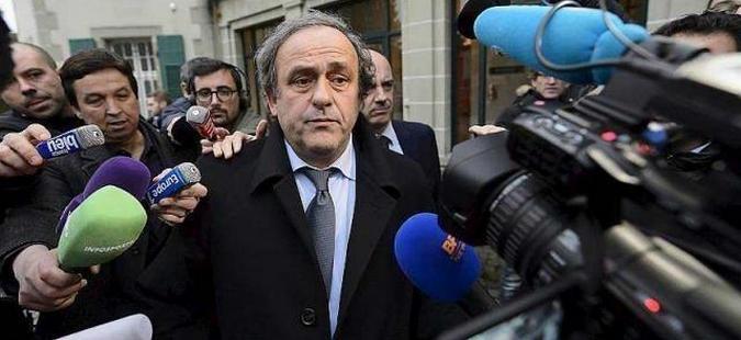 Платини ги тужи поранешните челници на ФИФА за заговор