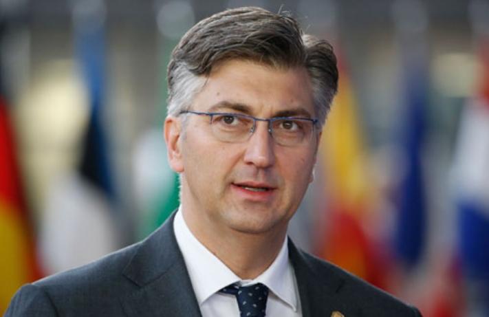 Пленковиќ: Спорот со Словенија нема да го блокира влезот на Хрватска во Шенген-зоната