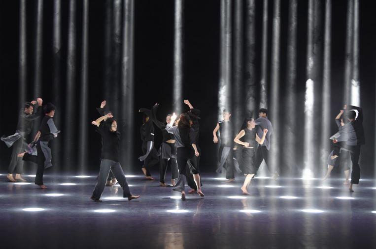 """Танцовата претстава """"Секвенци – минато, сегашност, иднина"""" на Рисимкин изведена во Кина"""