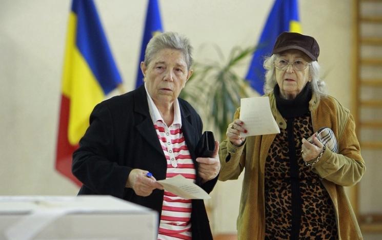 Втор круг претседателски избори во Романија