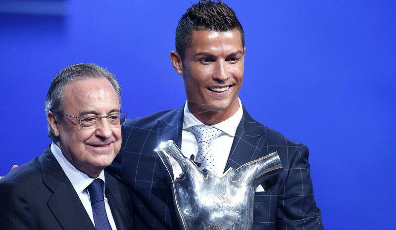 Роналдо: Зборовите на Перез никогаш не доаѓаа од неговото срце