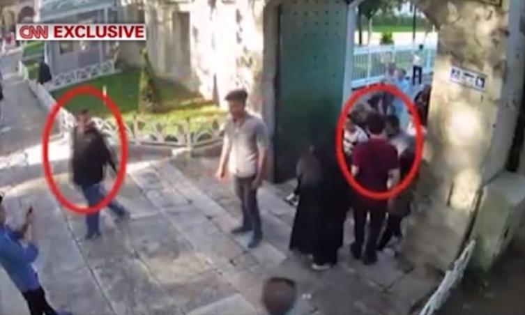 Еден од осомничените за смртта на новинарот ја носел облеката на убиениот Кашоги, очила и лажна брада