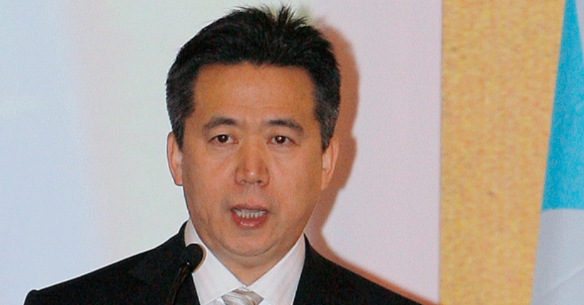 Претседателот на Интерпол приведен на распит во Кина