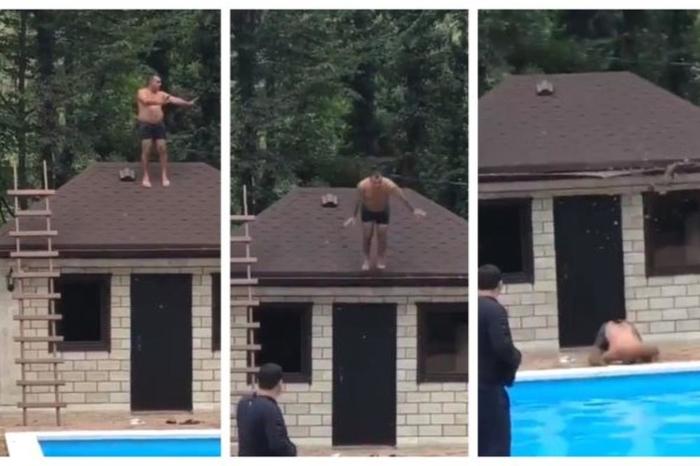 Сакаше сите да ги импресионира: Скок во базен во Ерменија заврши трагично