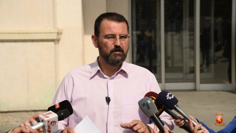 Стоилковски: Јавното обвинителство да отвори истрага за кривични пријави против изборите
