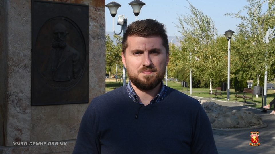 Митевски: Аеродромци ги прочитаа Заев и СДСМ, ја видоа нивната погубна политика и затоа опадна нивната поддршка помеѓу граѓаните