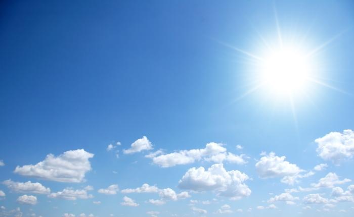 Времето сончево со температури до 25 степени