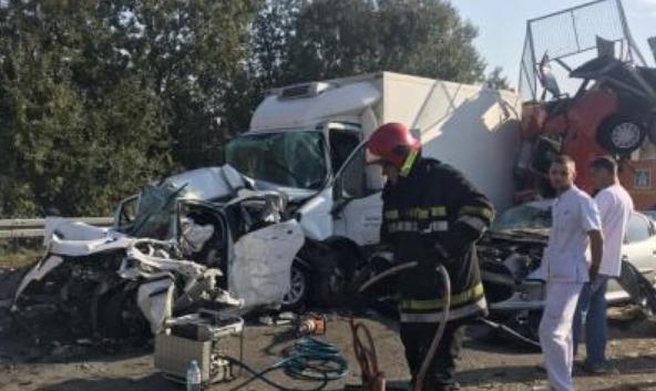 """""""Се најдовме среде кланица"""": Ужасно сведоштво за грозоморната сообраќајка во која загинаа двајца македонски државјани"""