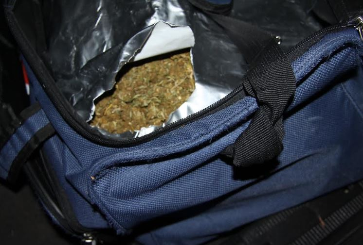 Приведени три лица во чиј автомобил е пронајдена марихуана
