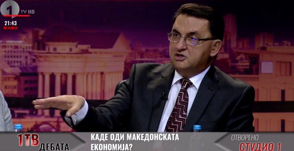 Славески: Првичните ефекти од економските мерки се катастрофални