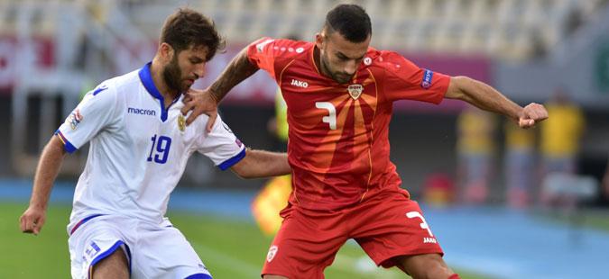 Тричковски се повреди, неизвесен за претстојните натпревари со Лихтенштајн и Ерменија