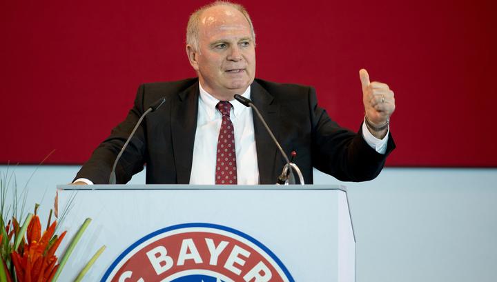 Претседателот на Баерн со поддршка за Ковач
