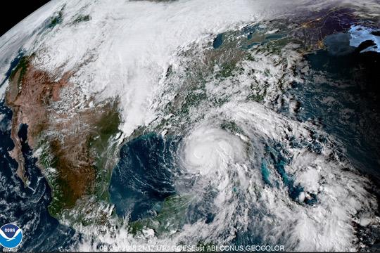 Ураганот Мајкл преминa во трета категорија, се очекува уште да добие на јачина