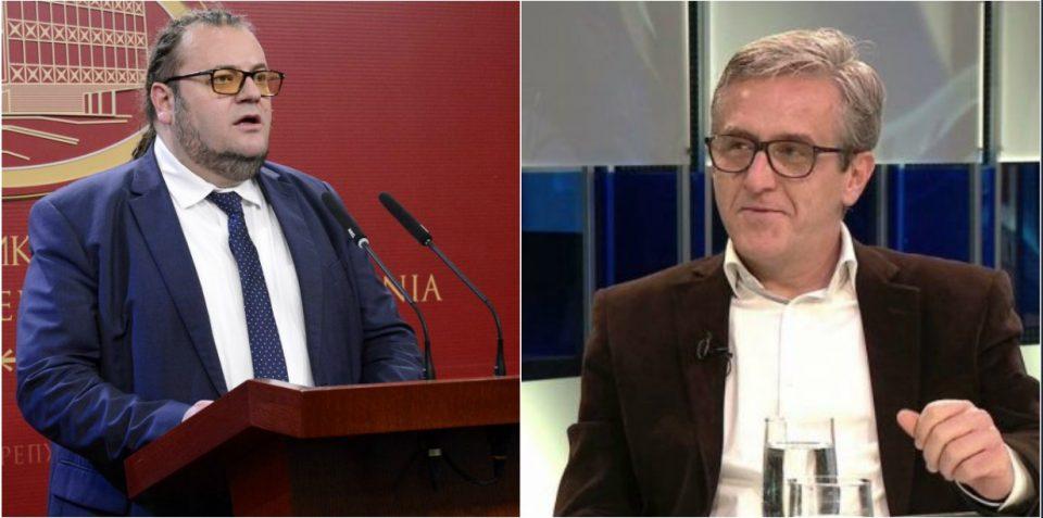 Вељановски за Алоѓозовски: Одбивам да поверувам дека некој кој бил прв човек на Министерство за култура нема никакви естетски критериуми