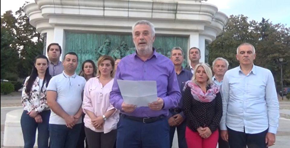 Советничка група на ВМРО-ДПМНЕ во Гази Баба: Георгиевски се спротивставува на волјата на граѓаните