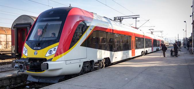 Железничкиот сообраќај во петок ќе запре ако до четврток не се подели плата во МЖ Транспорт