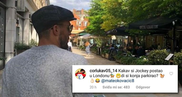 """Ќорлука, Ловрен и Модриќ на Инстаграм се мајтапат со Ковачиќ: """"Каде го паркираше коњот?"""" (ФОТО)"""