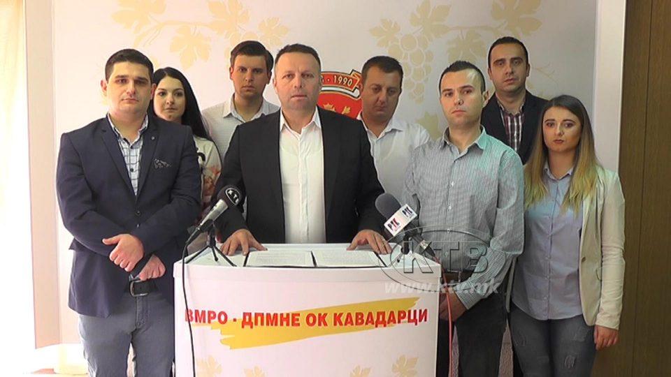 Јованчев: Народот даде свој вредносен суд, Заев и неговата Влада се делегитимирани