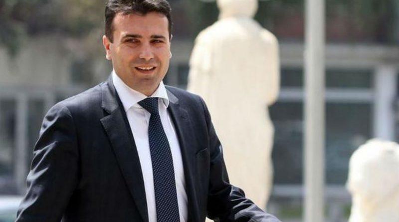 """"""" Зоран Заев е единствениот аболициран политичар на функцијатапремиер во светот """""""