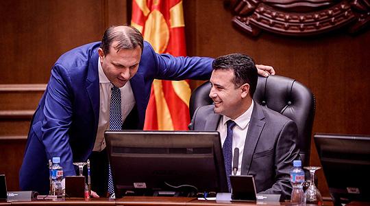 ВМРО-ДПМНЕ: Криминалот и насилството станаа симбол на оваа разуздана банда на власт, Македонија со СДСМ е небезбедна држава